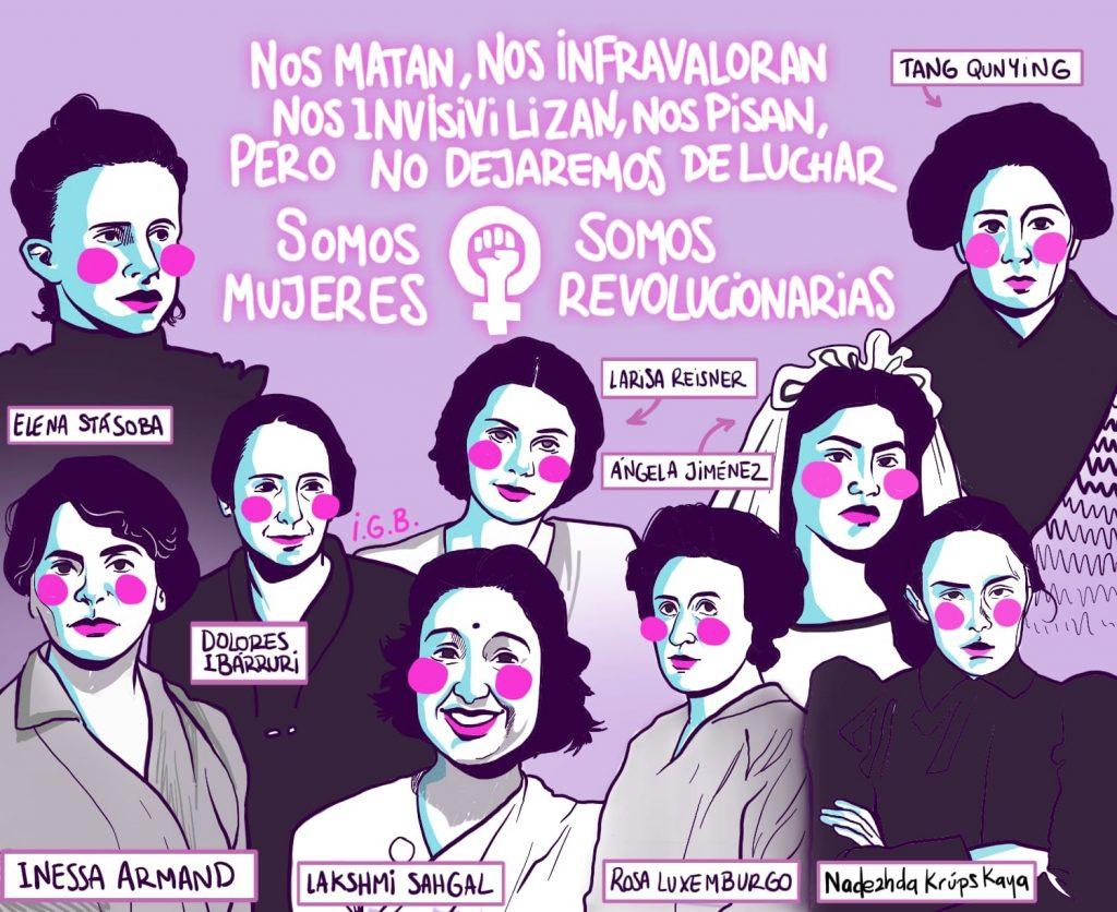 somos-mujeres-somos-revolucionarias